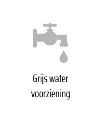 Grijs water voorziening