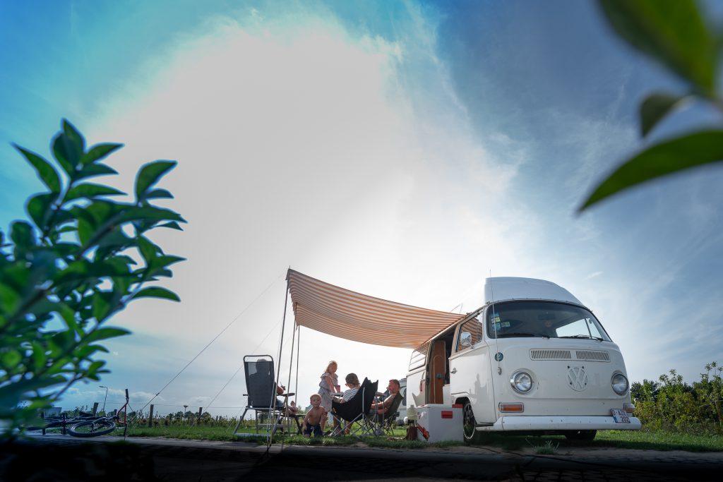 Camper; Camperpark Veerse Meer